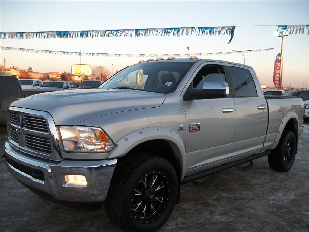 Used 2011 Ram 3500 in Edmonton,AB
