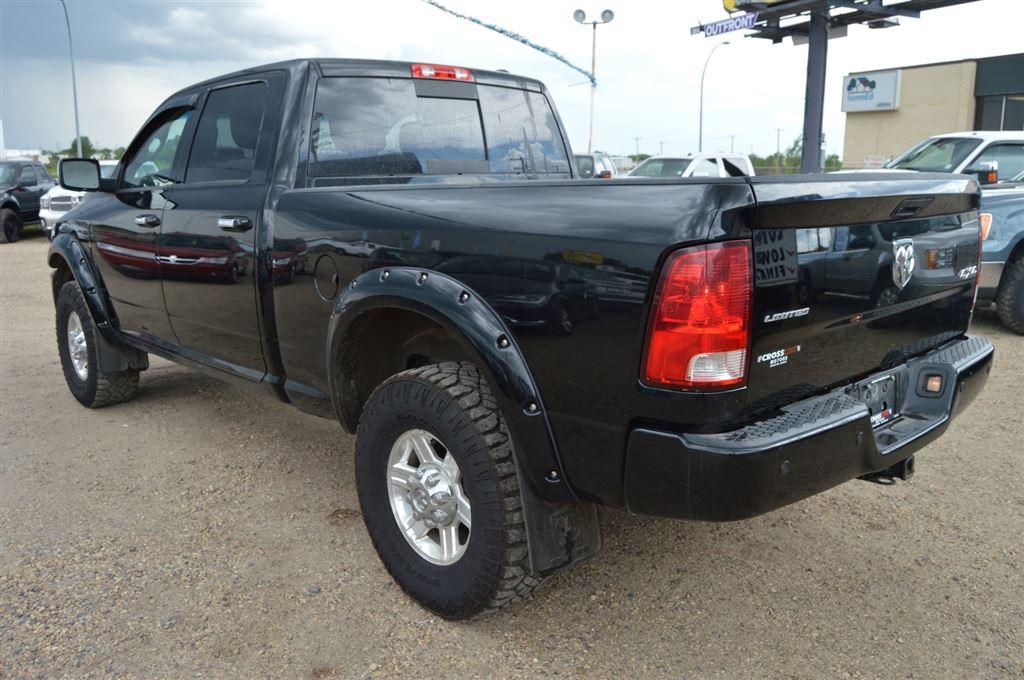 Used 2012 Ram 2500 in Edmonton,AB
