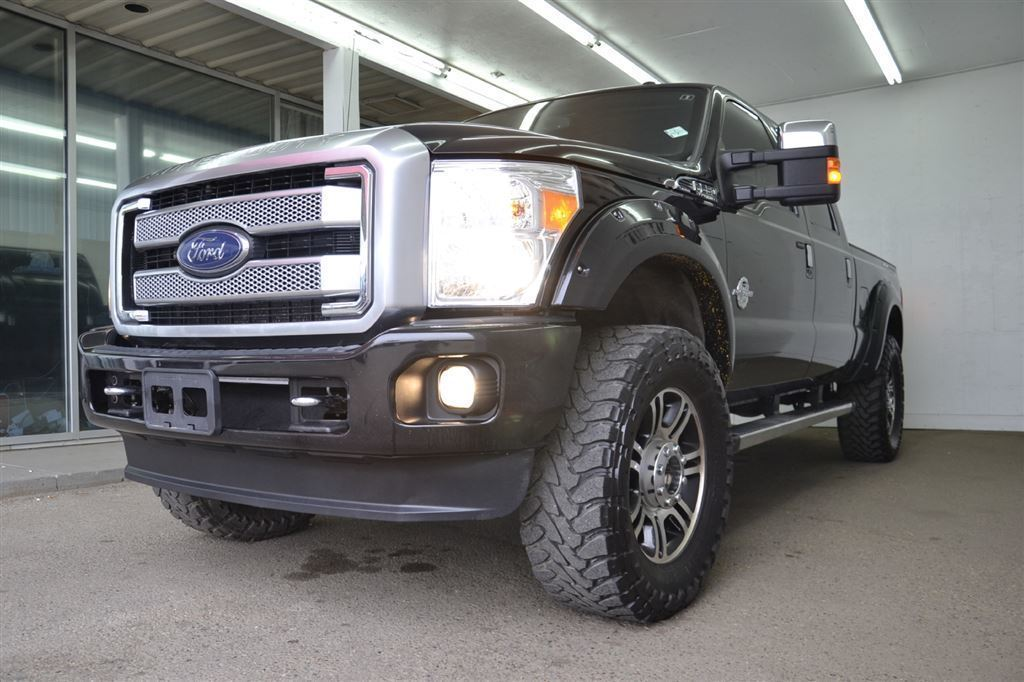 Used 2015 Ford F-250 in Edmonton,AB