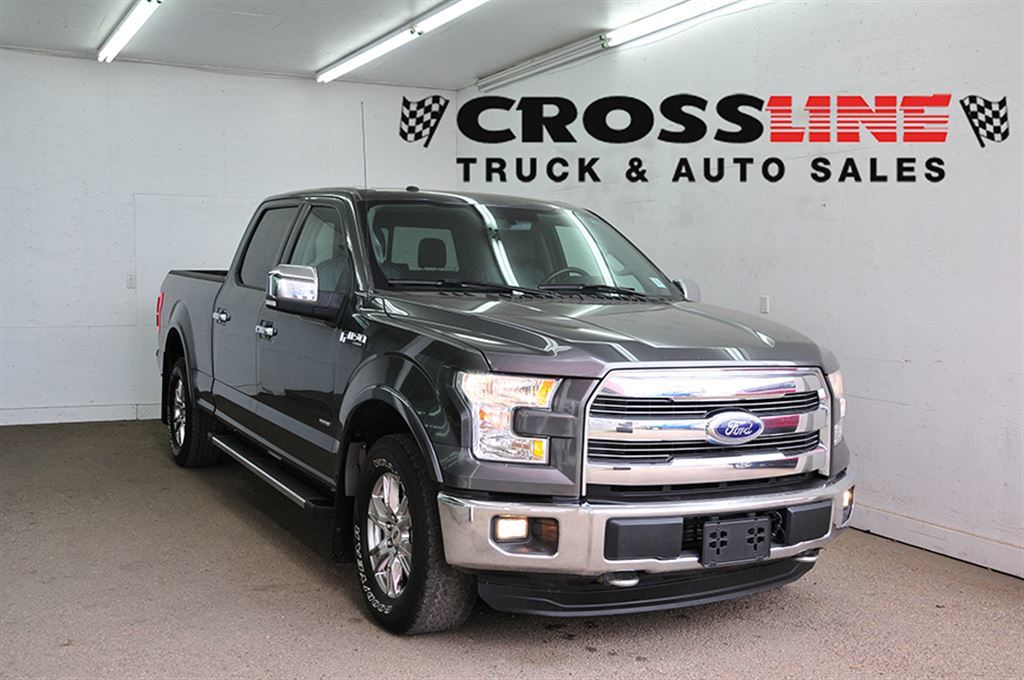 Used 2016 Ford F-150 in Edmonton,AB