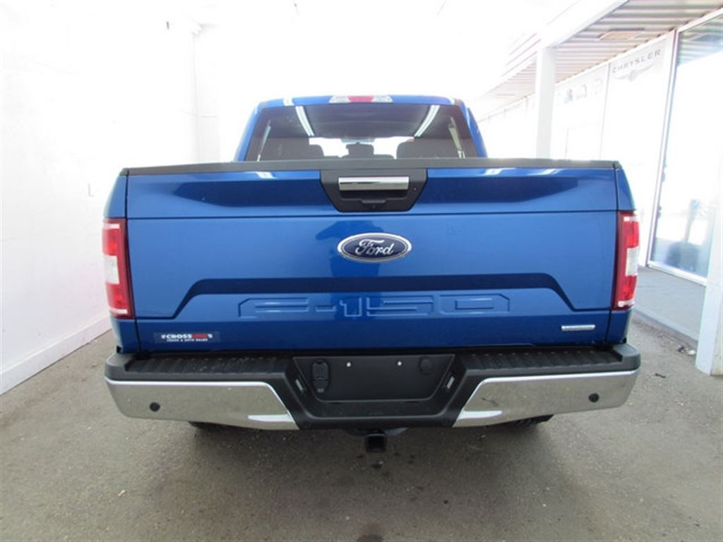 Used 2018 Ford F-150 in Edmonton,AB