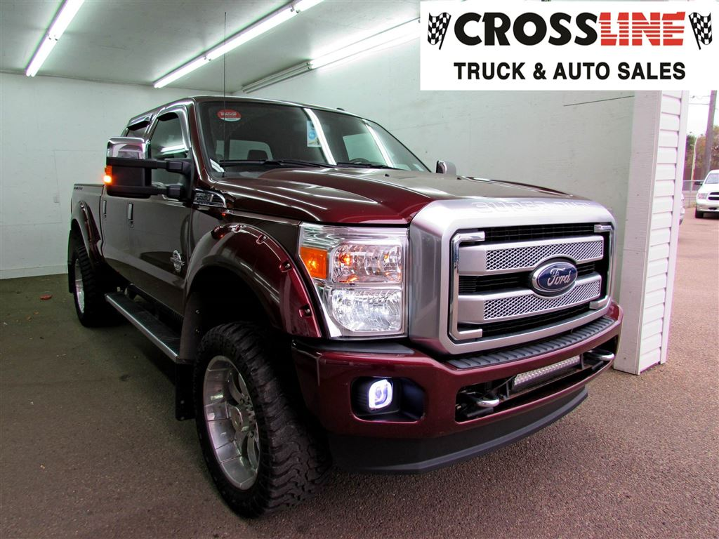 Used 2016 Ford F-350 in Edmonton,AB