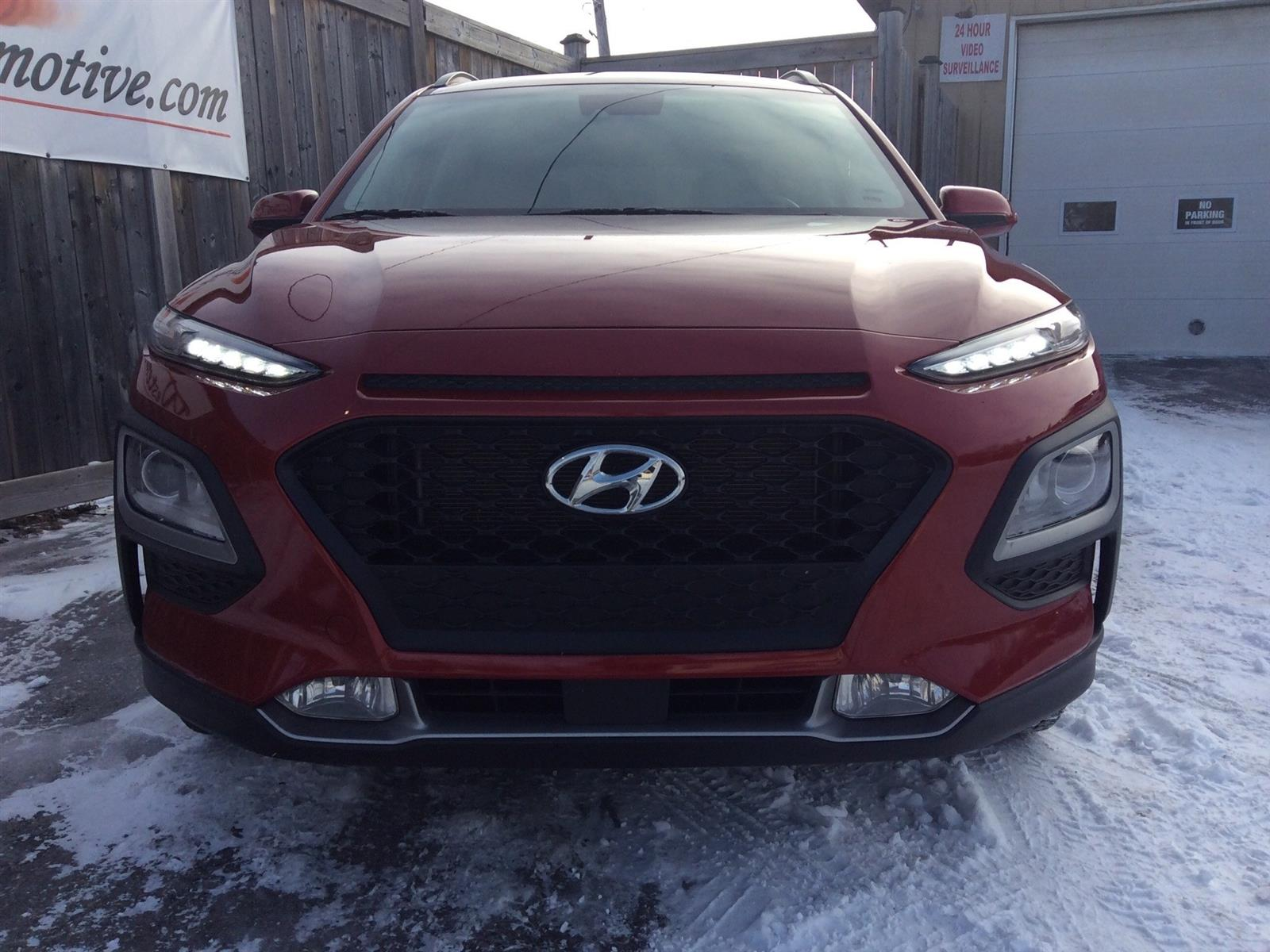 Used 2018 Hyundai Kona in Ottawa,ON