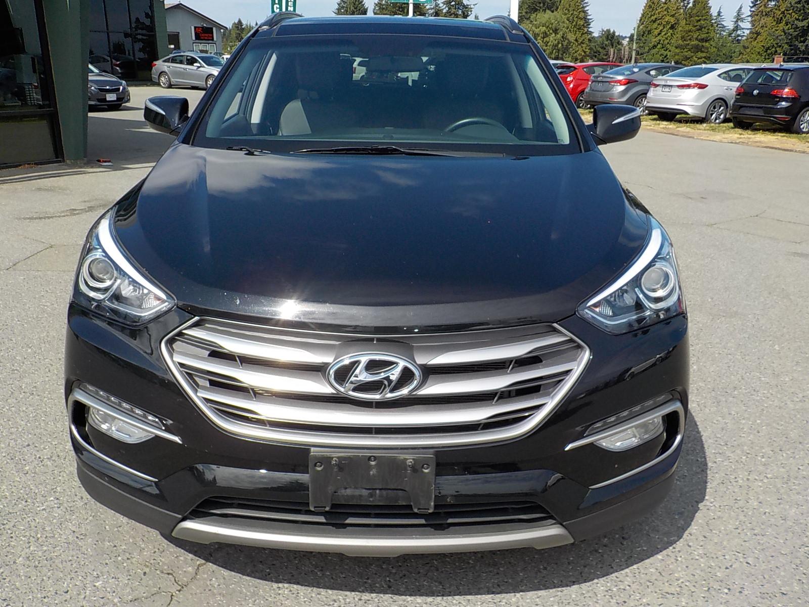 Used 2018 Hyundai Santa Fe in Nanaimo,BC