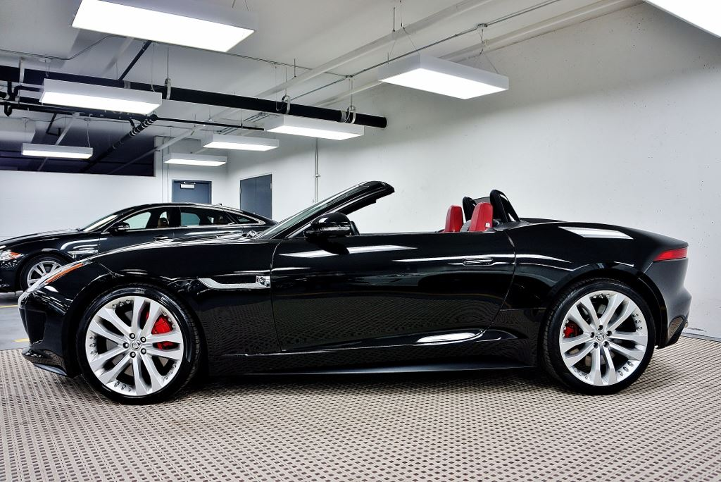 Used 2014 Jaguar F-Type in North York,ON