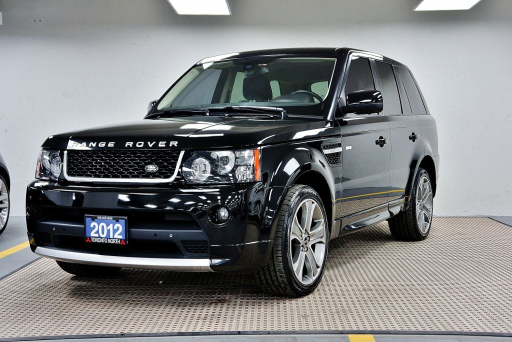 Used 2012 Land Rover Range Rover Sport in North York,ON
