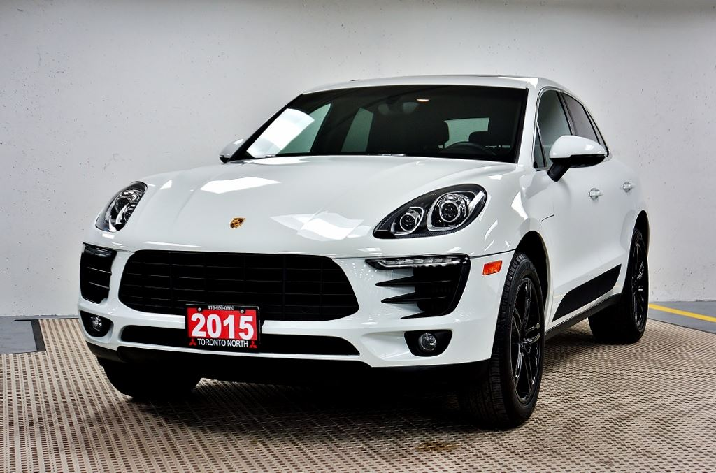 Used 2015 Porsche Macan in North York,ON