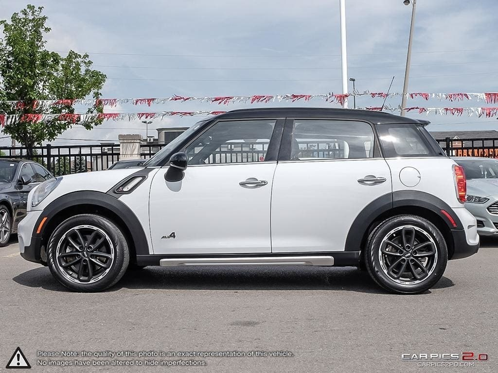 Used 2016 Mini COUNTRYMAN in Oakville,ON