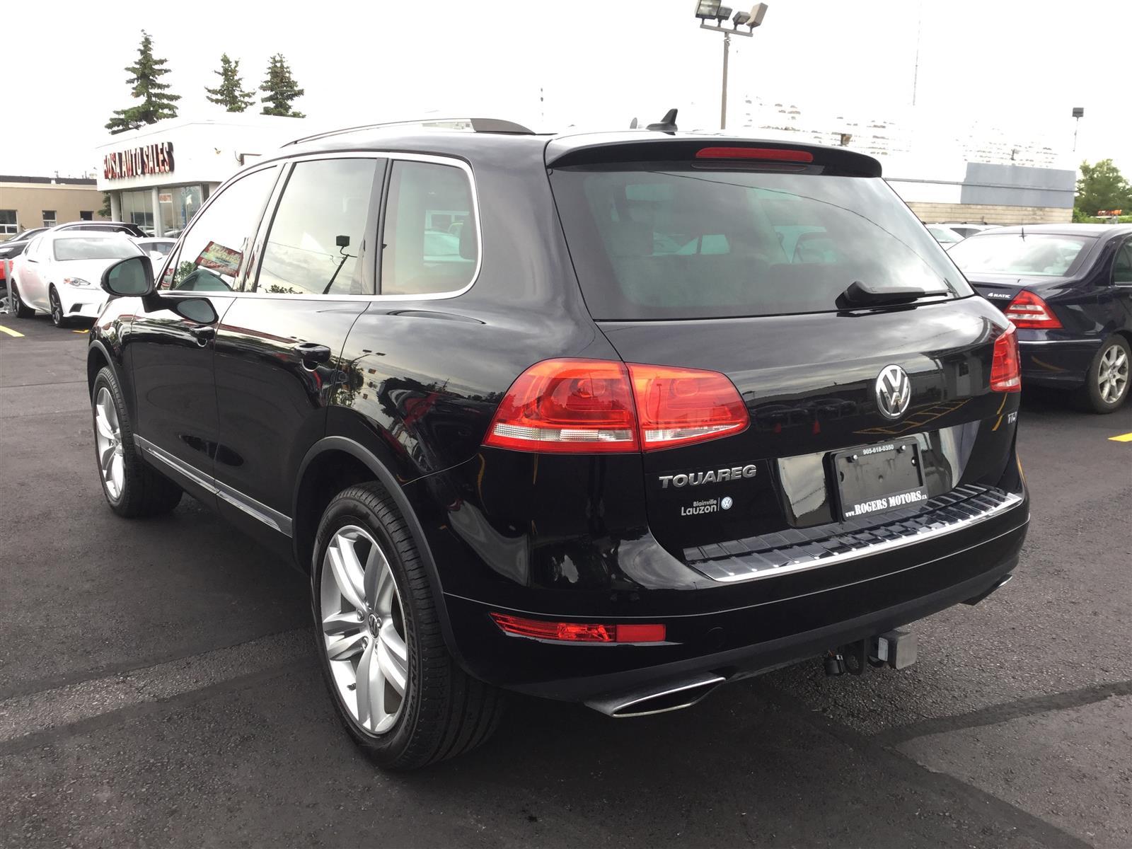 Used 2014 Volkswagen Touareg in Oakville,ON