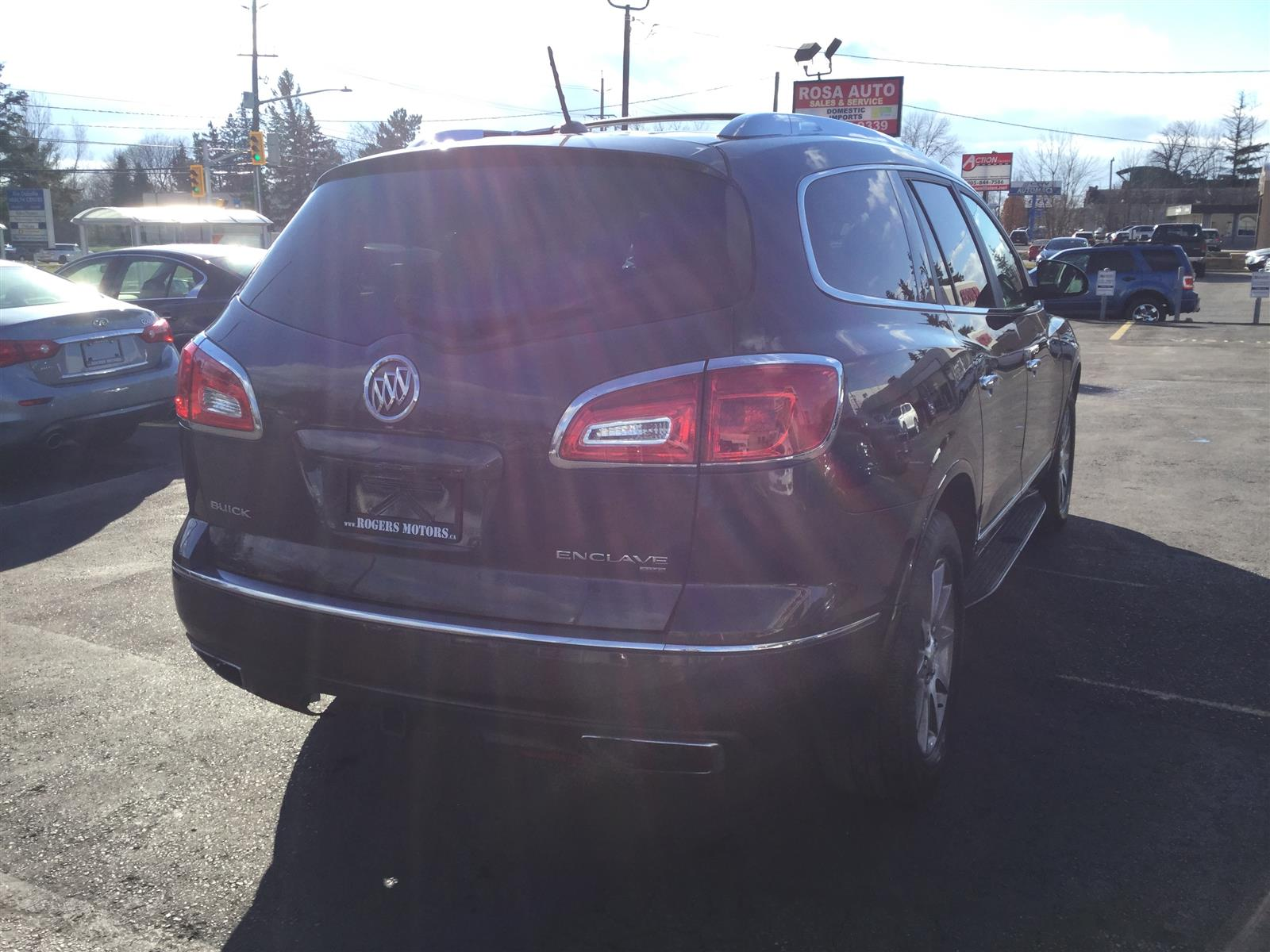 Used 2015 Buick Enclave in Oakville,ON