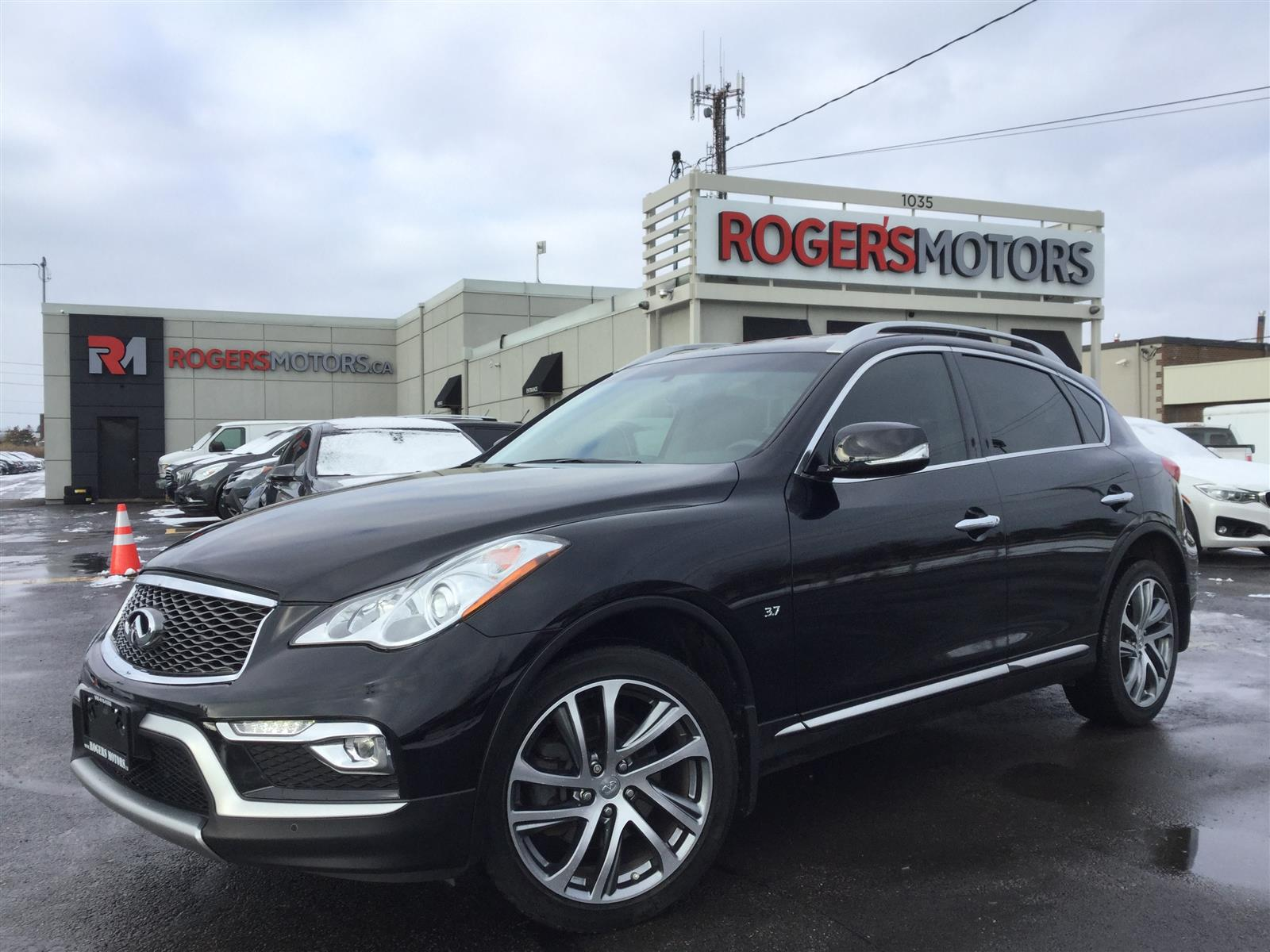 Used 2016 Infiniti QX50 in Oakville,ON