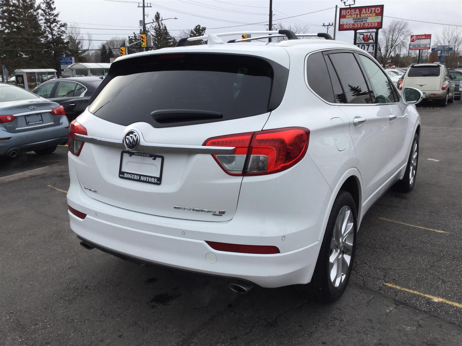 Used 2016 Buick Envision in Oakville,ON