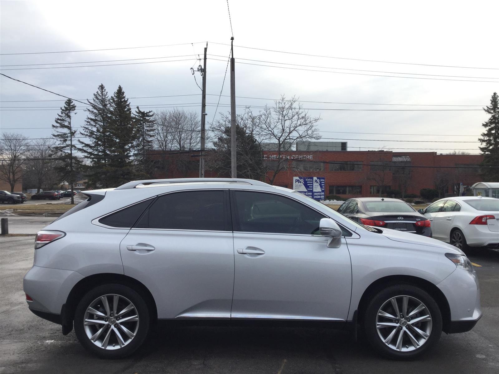 Used 2015 Lexus RX350 in Oakville,ON