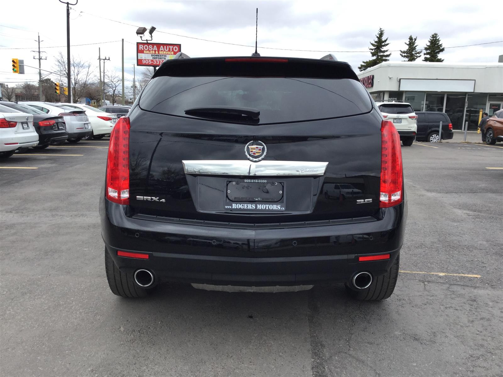 Used 2016 Cadillac SRX in Oakville,ON
