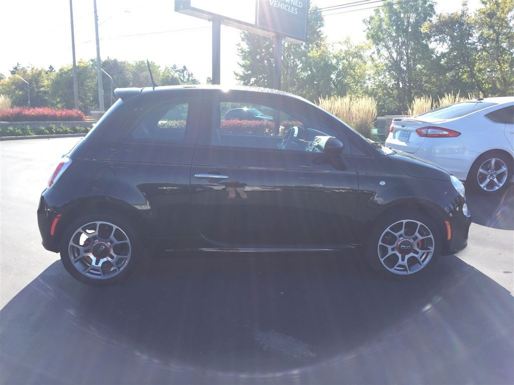 Used 2015 Fiat 500 in Windsor,ON