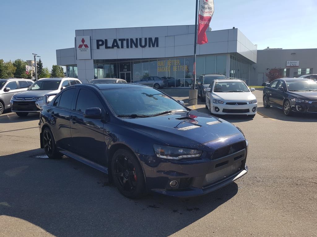 Used 2014 Mitsubishi Lancer in Calgary,AB