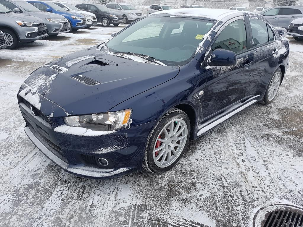 Used 2014 Mitsubishi Lancer in Calgary,AB