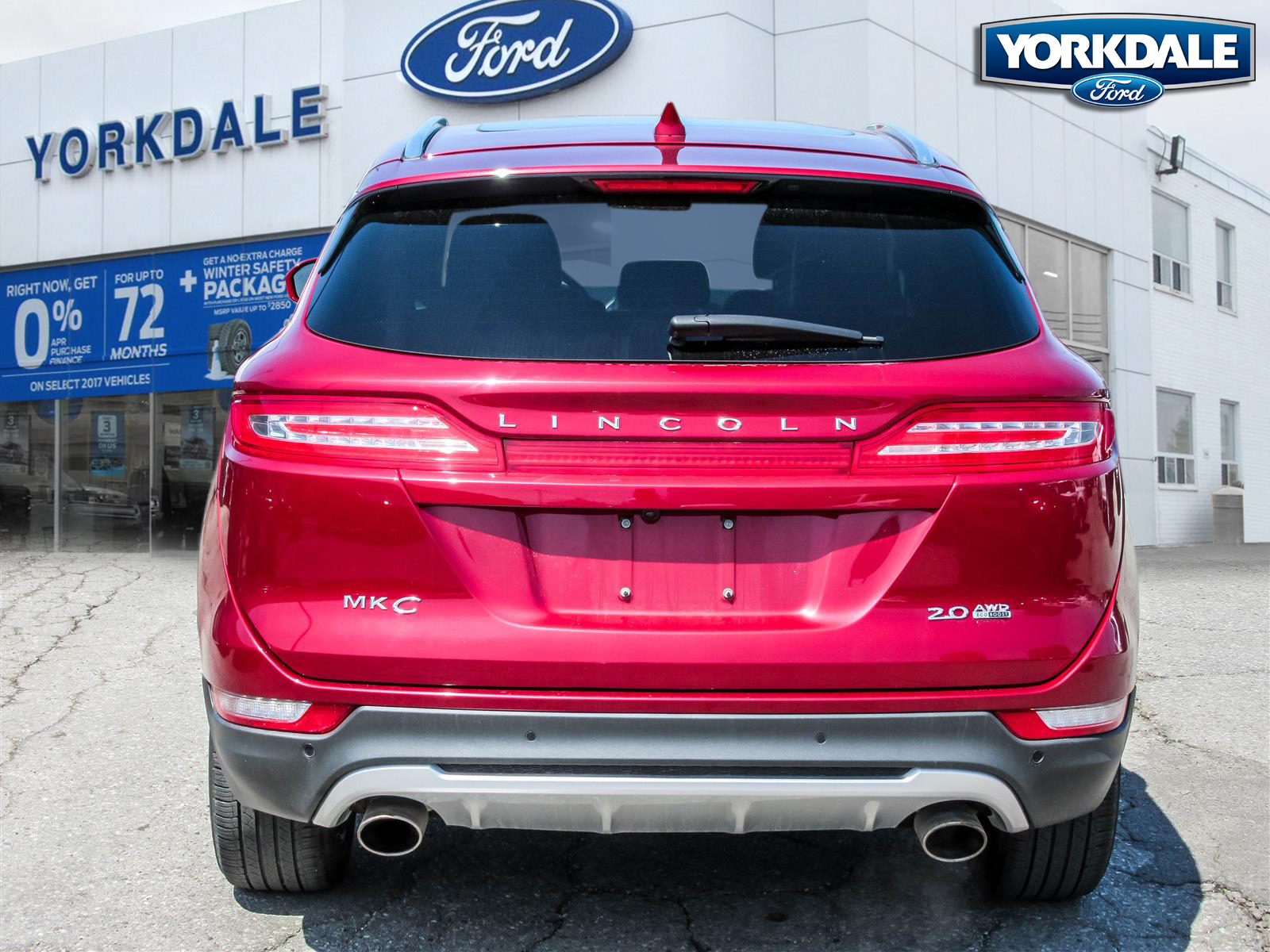 Used 2015 Lincoln MKC in Toronto,ON