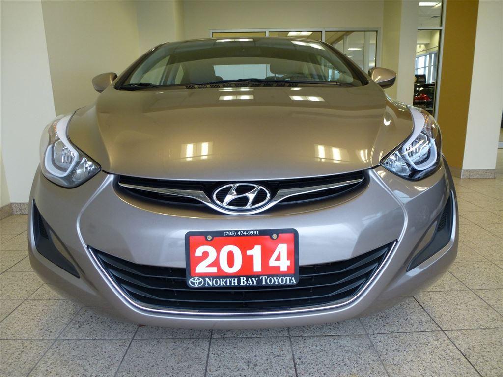 Used 2014 Hyundai Elantra in North Bay,ON