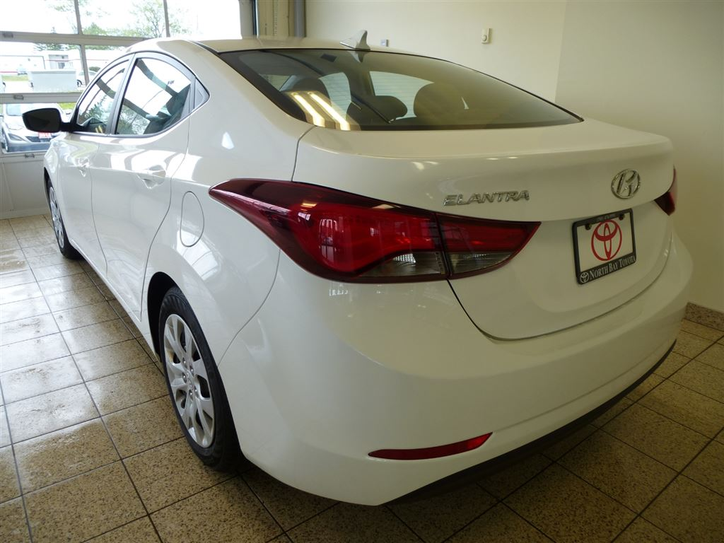 Used 2014 Hyundai Elantra in North Bay,ON