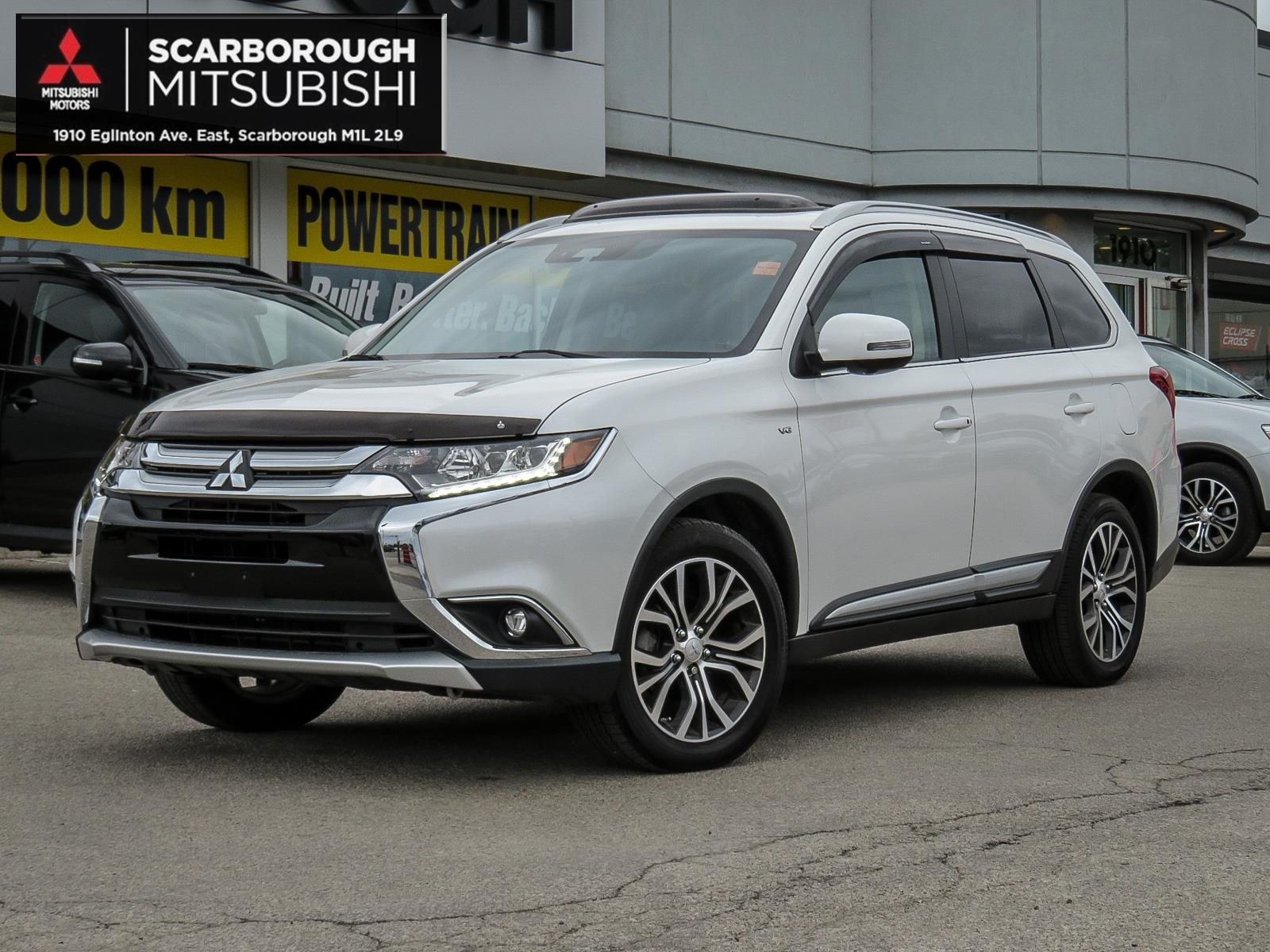 Used 2017 Mitsubishi Outlander in Scarborough,ON