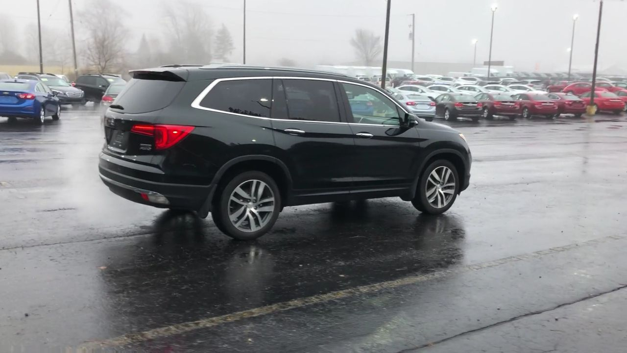 Used 2016 Honda PILOT TOURING 4WD in Cayuga,ON