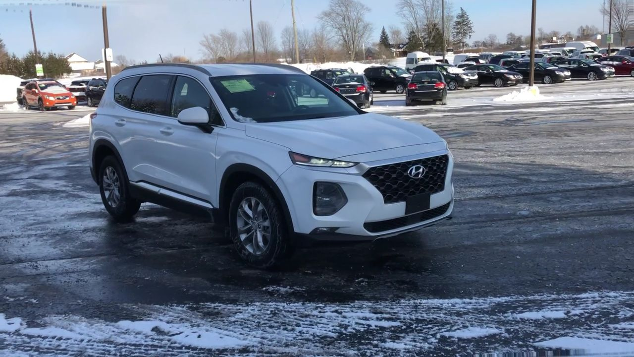 Used 2019 Hyundai SANTA FE ESSENTIAL AWD in Cayuga,ON