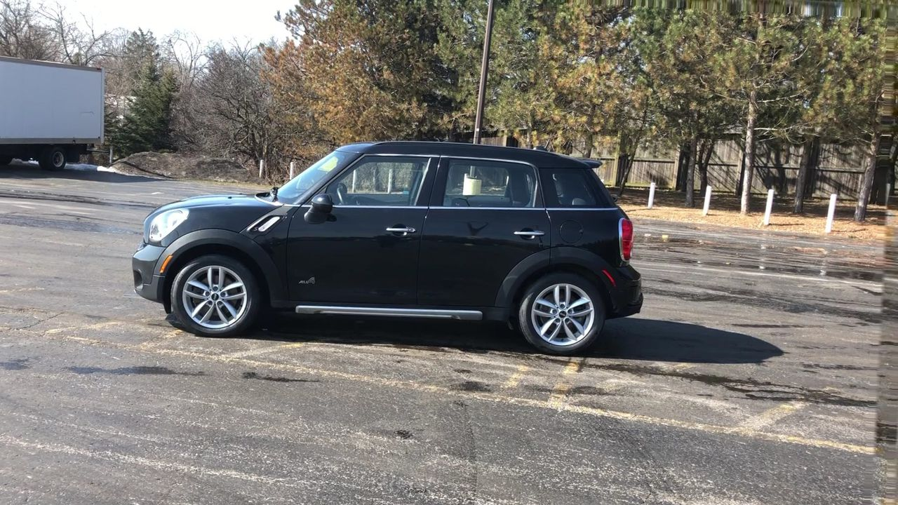 Used 2015 Mini COUNTRYMAN S ALL4 AWD in Cayuga,ON