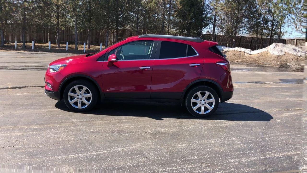 Used 2017 Buick ENCORE PREMIUM AWD in Cayuga,ON