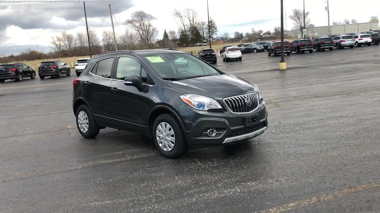 Used 2016 Buick ENCORE PREMIUM AWD in Cayuga,ON