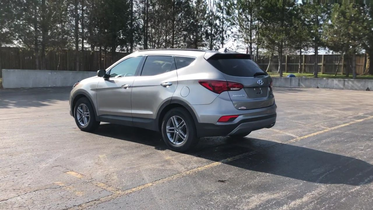 Used 2018 Hyundai SANTA FE SPORT AWD in Cayuga,ON