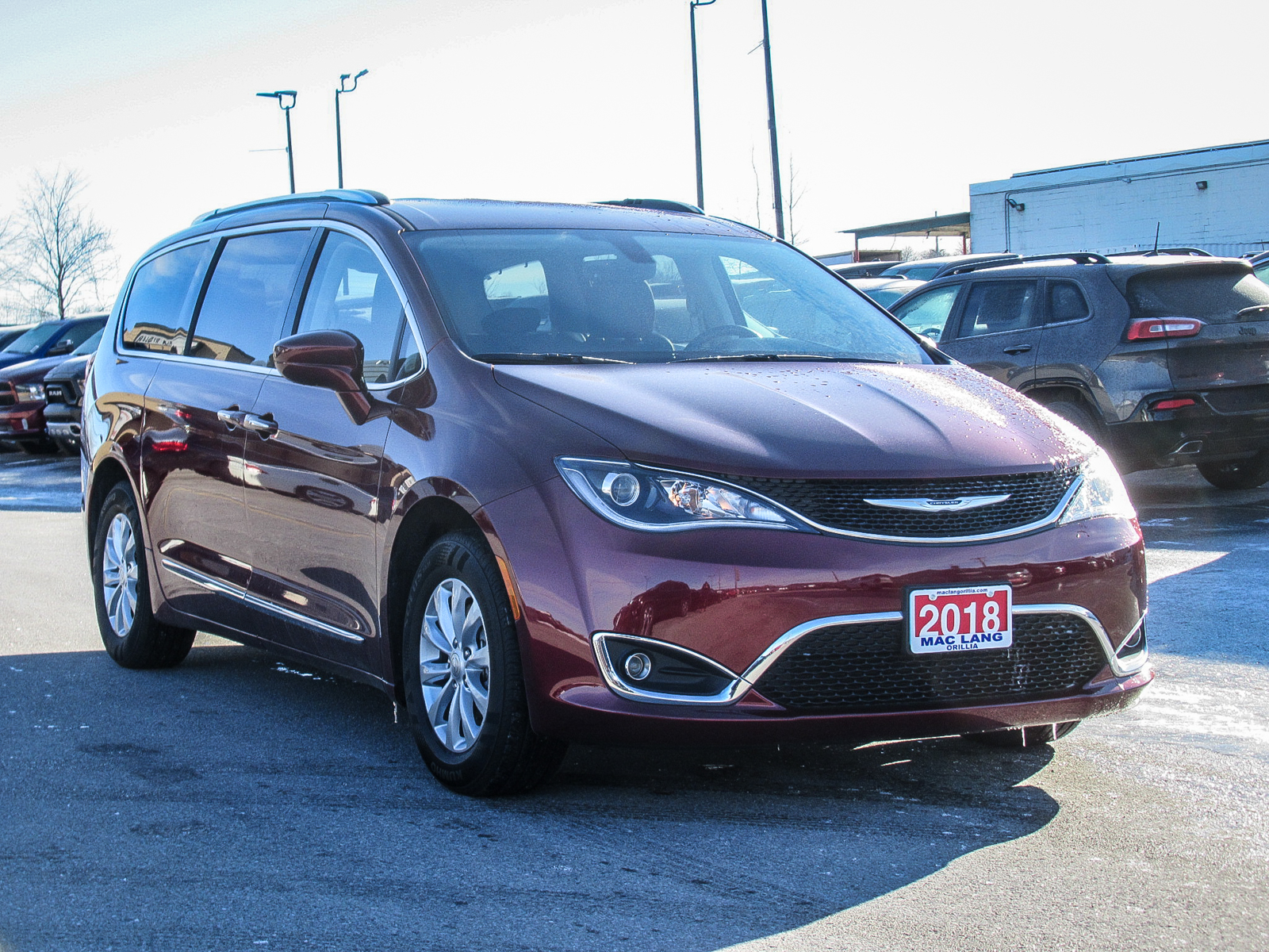 Used 2018 Chrysler Pacifica in Orillia,ON