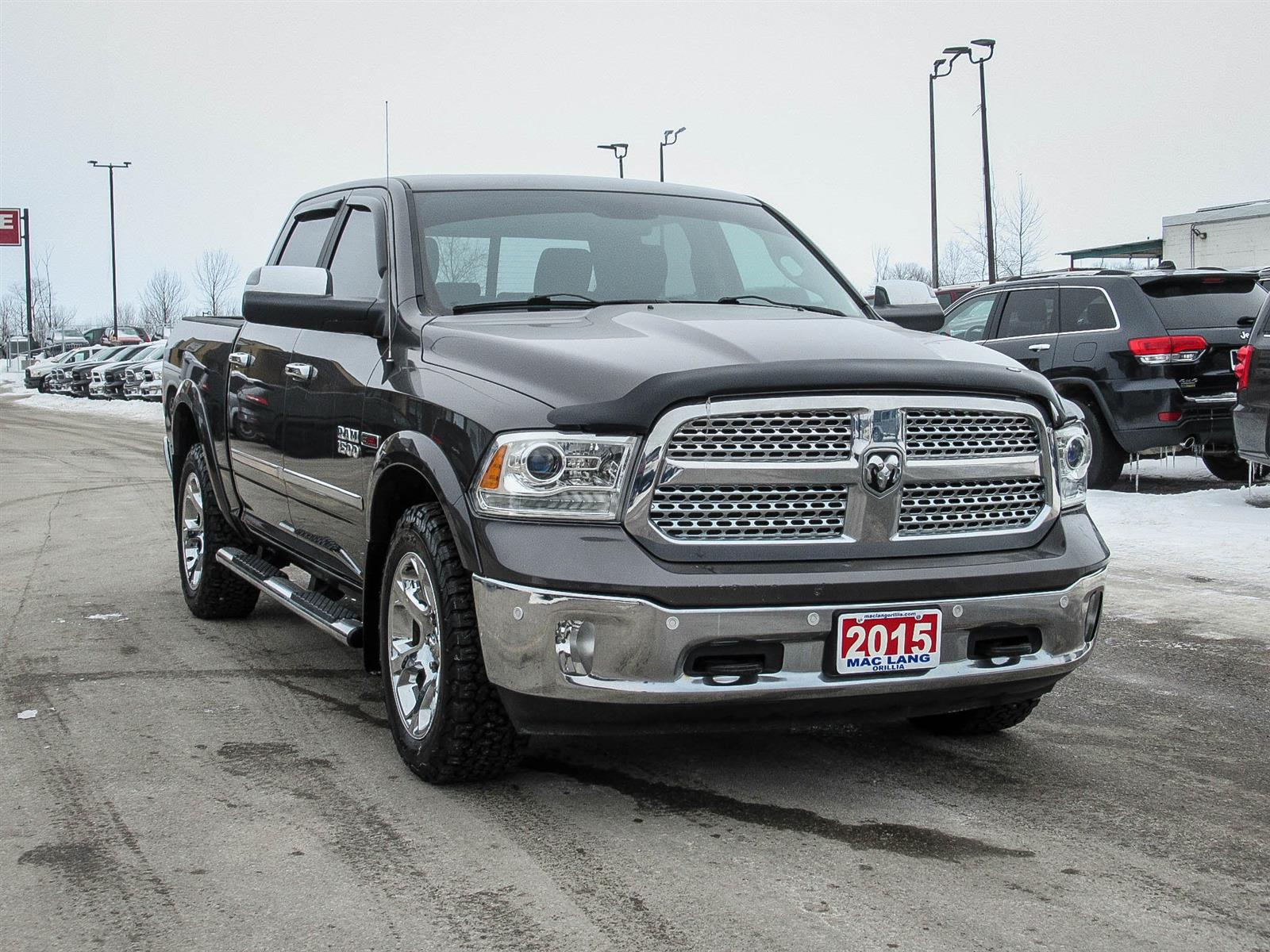 Used 2015 Ram 1500 in Orillia,ON