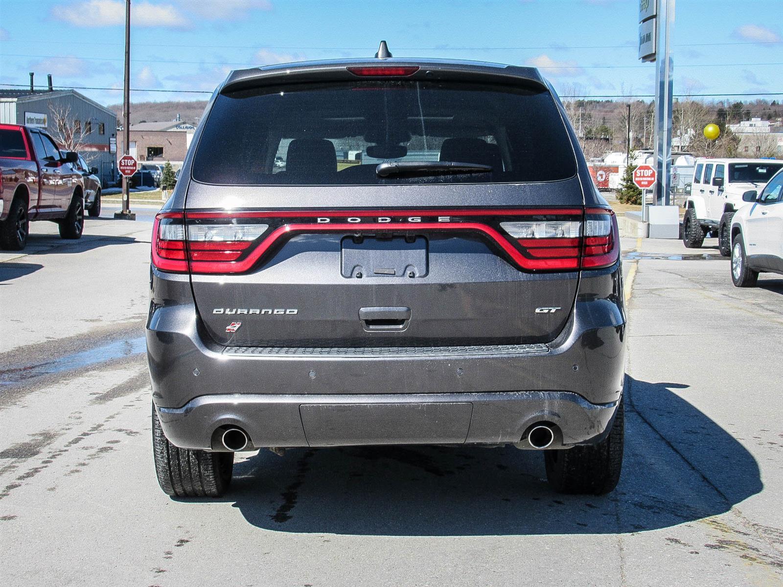 Used 2018 Dodge Durango in Orillia,ON