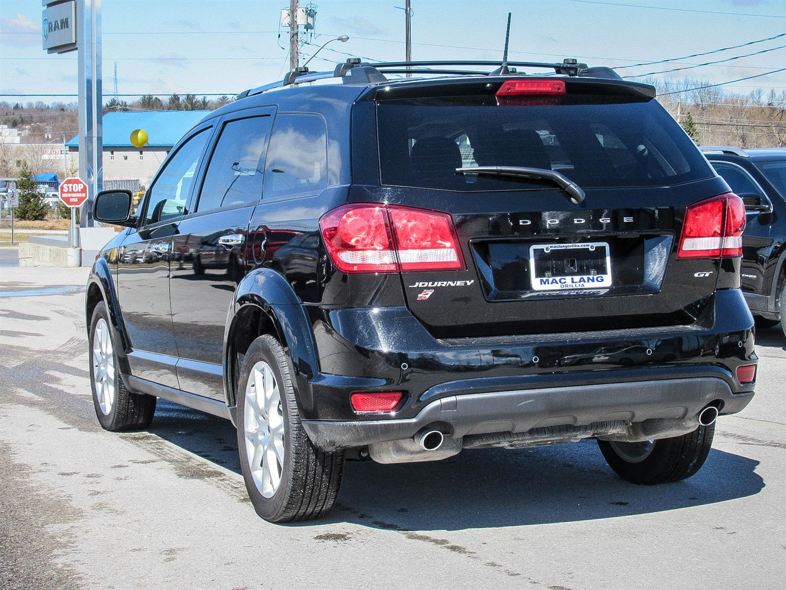 Used 2018 Dodge Journey in Orillia,ON