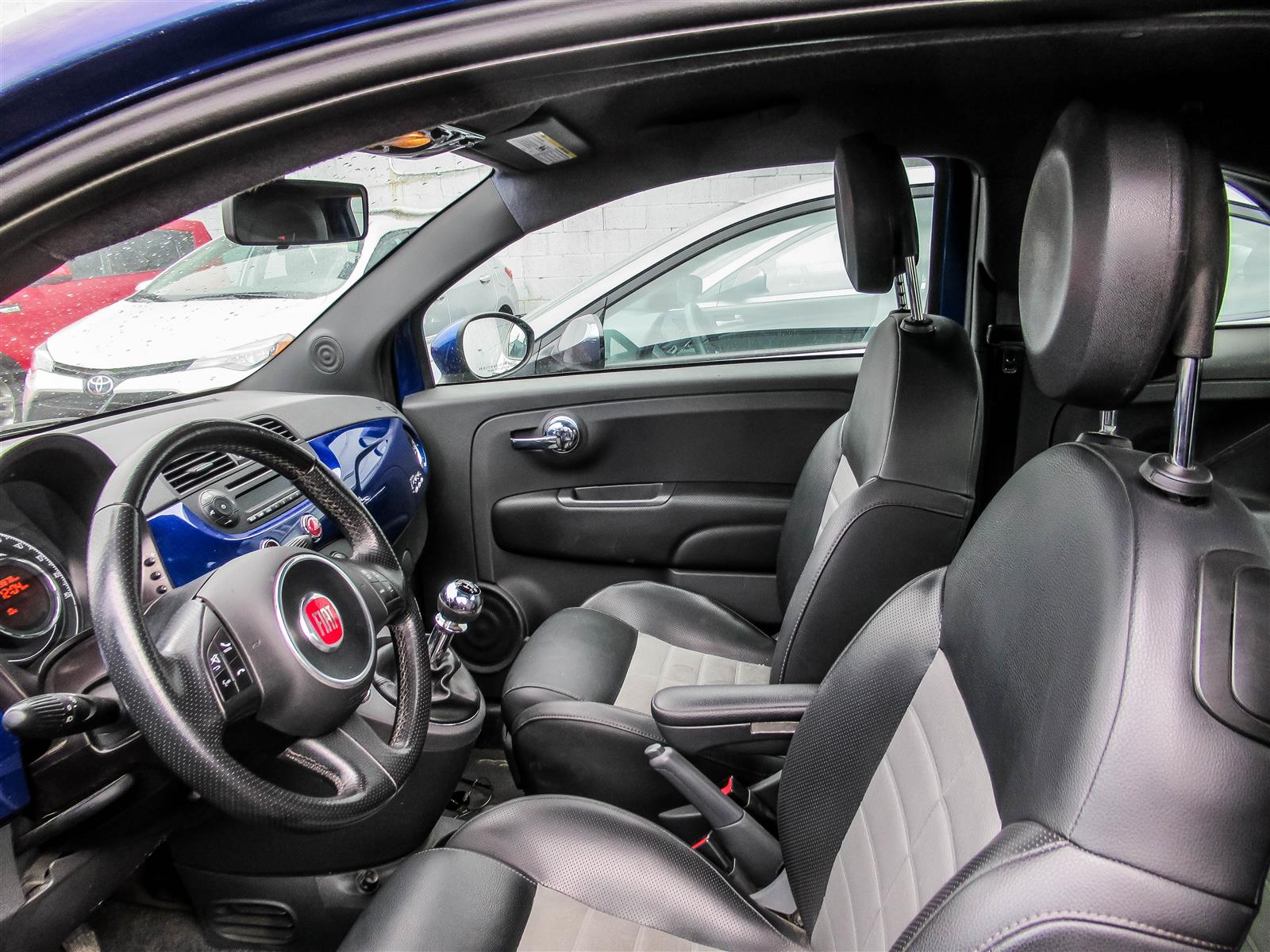 Used 2012 Fiat 500 in Toronto,ON