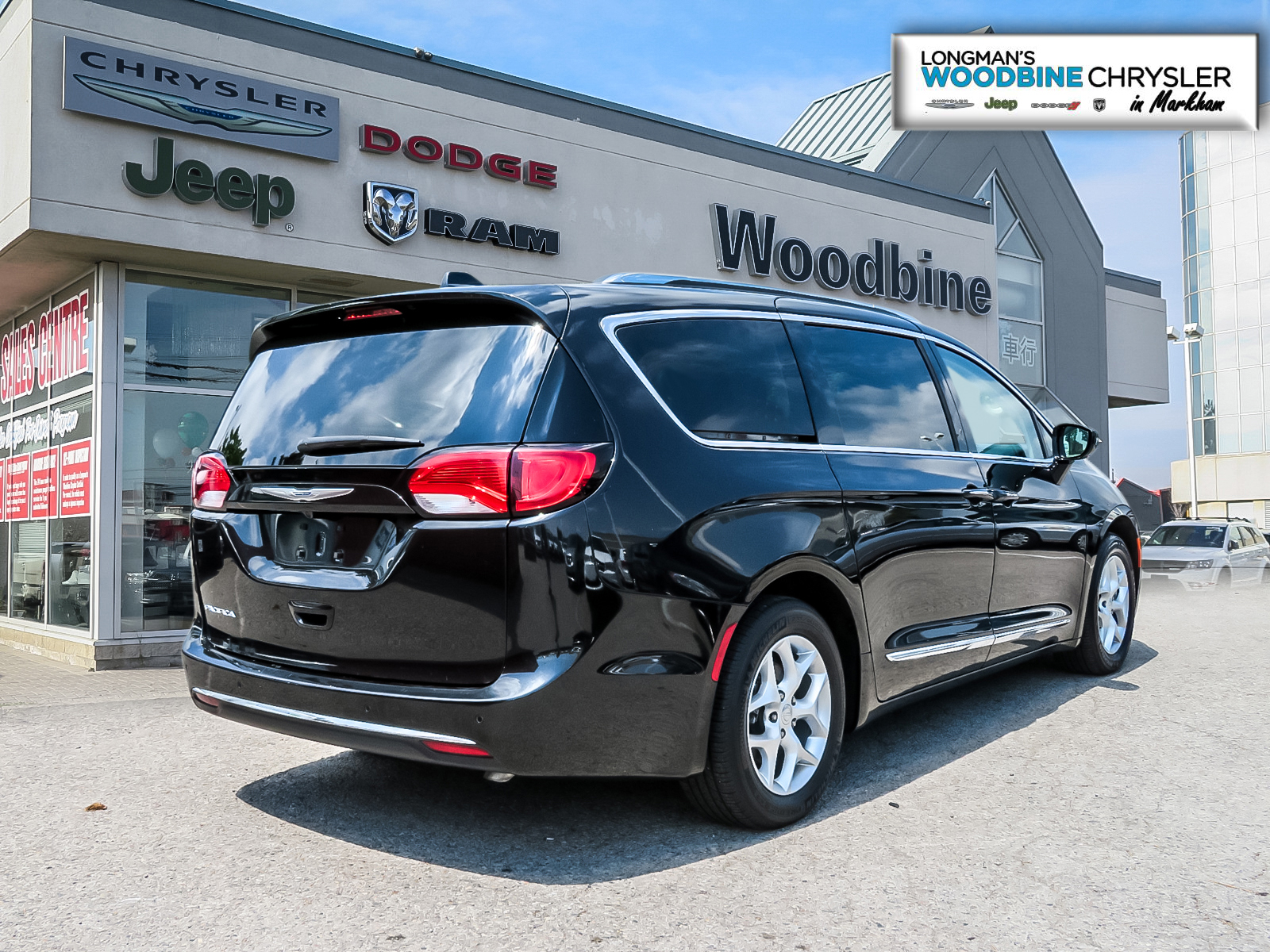 Used 2017 Chrysler Pacifica in Markham,ON