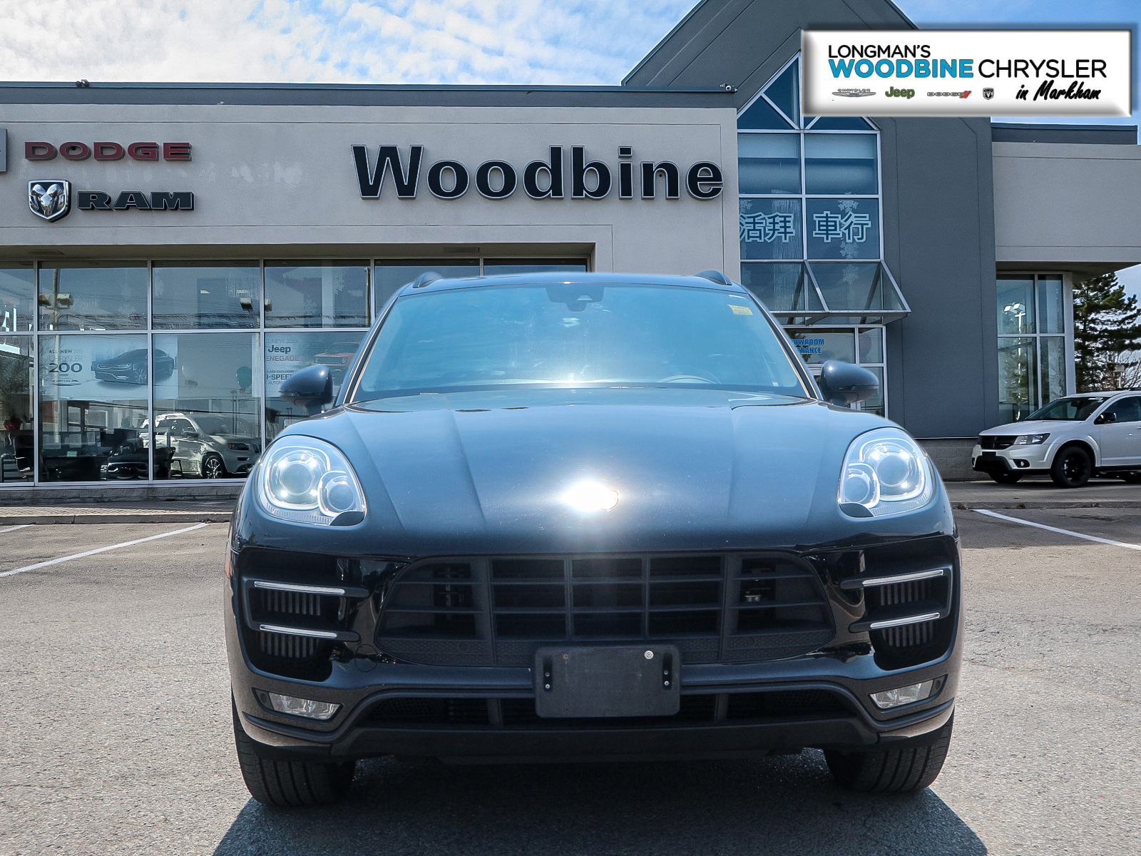 Used 2015 Porsche Macan in Markham,ON