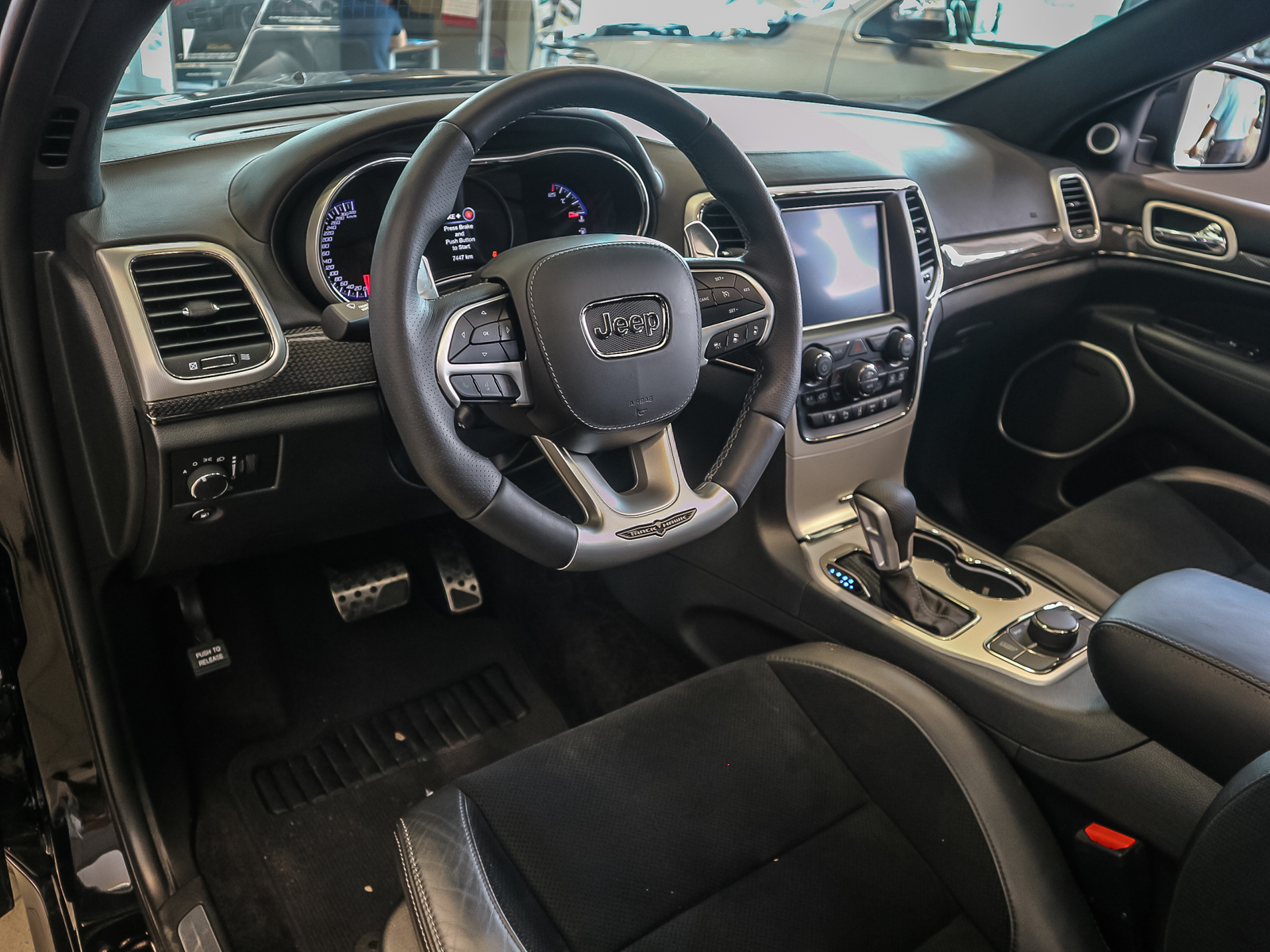 Used 2018 Jeep Grand Cherokee in Markham,ON