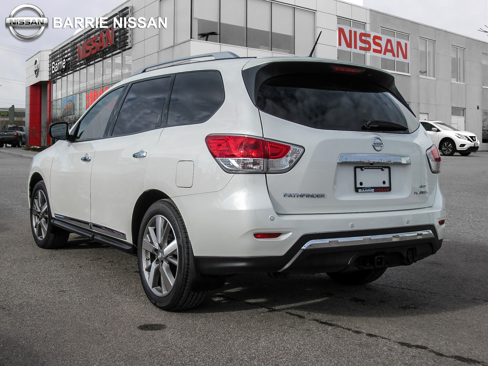 Used 2015 Nissan Pathfinder in Barrie,ON