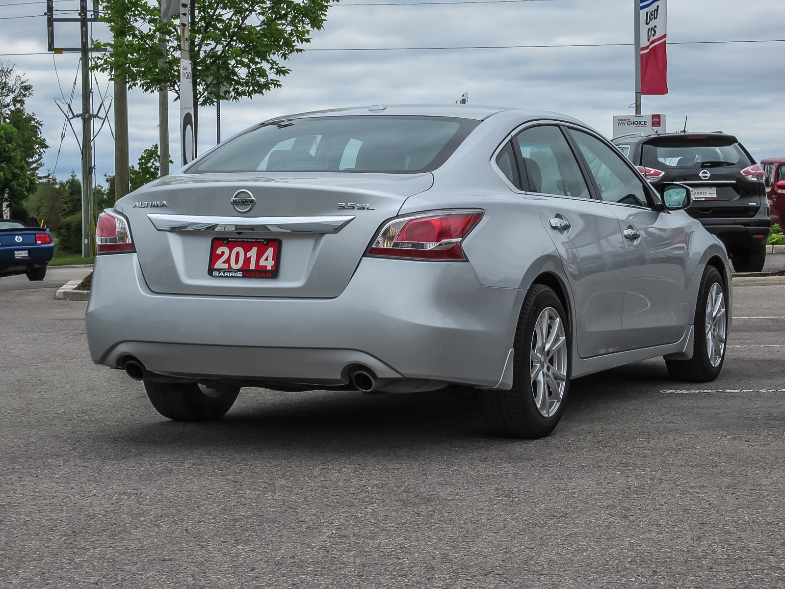 Used 2014 Nissan Altima in Barrie,ON