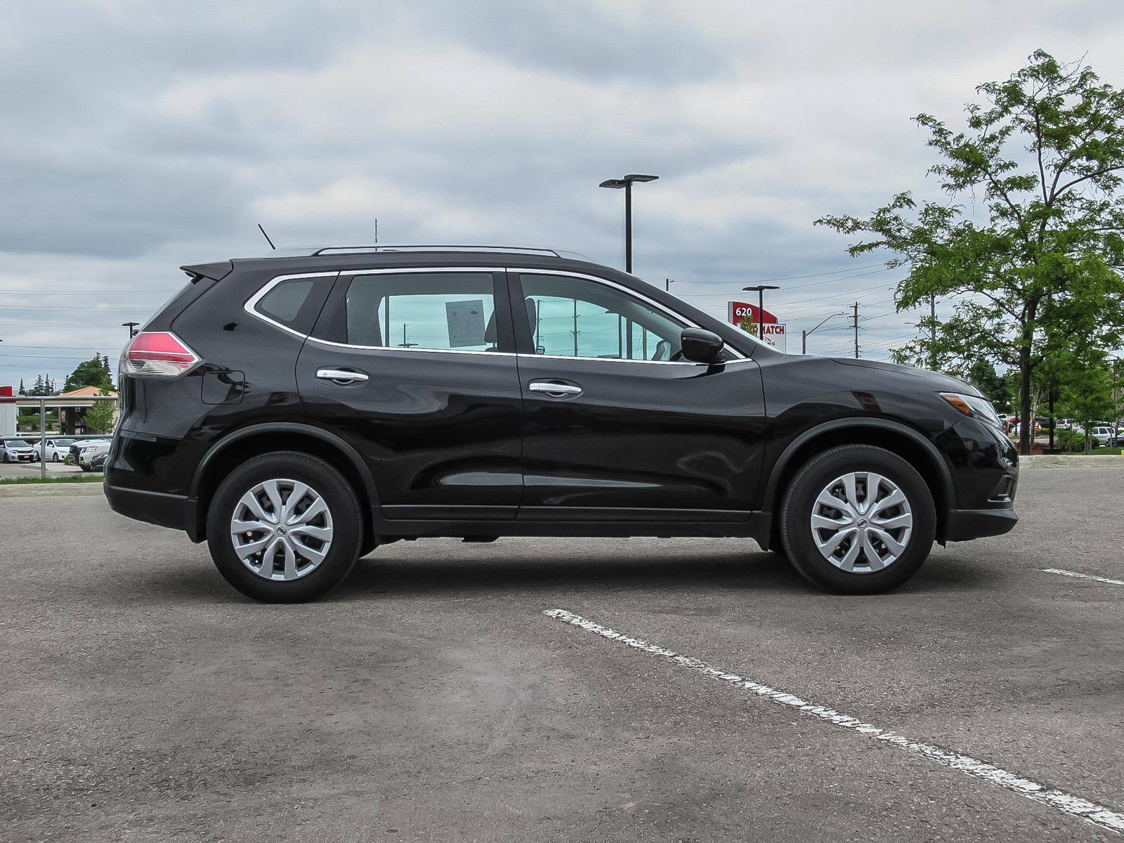 Used 2016 Nissan Rogue in Barrie,ON