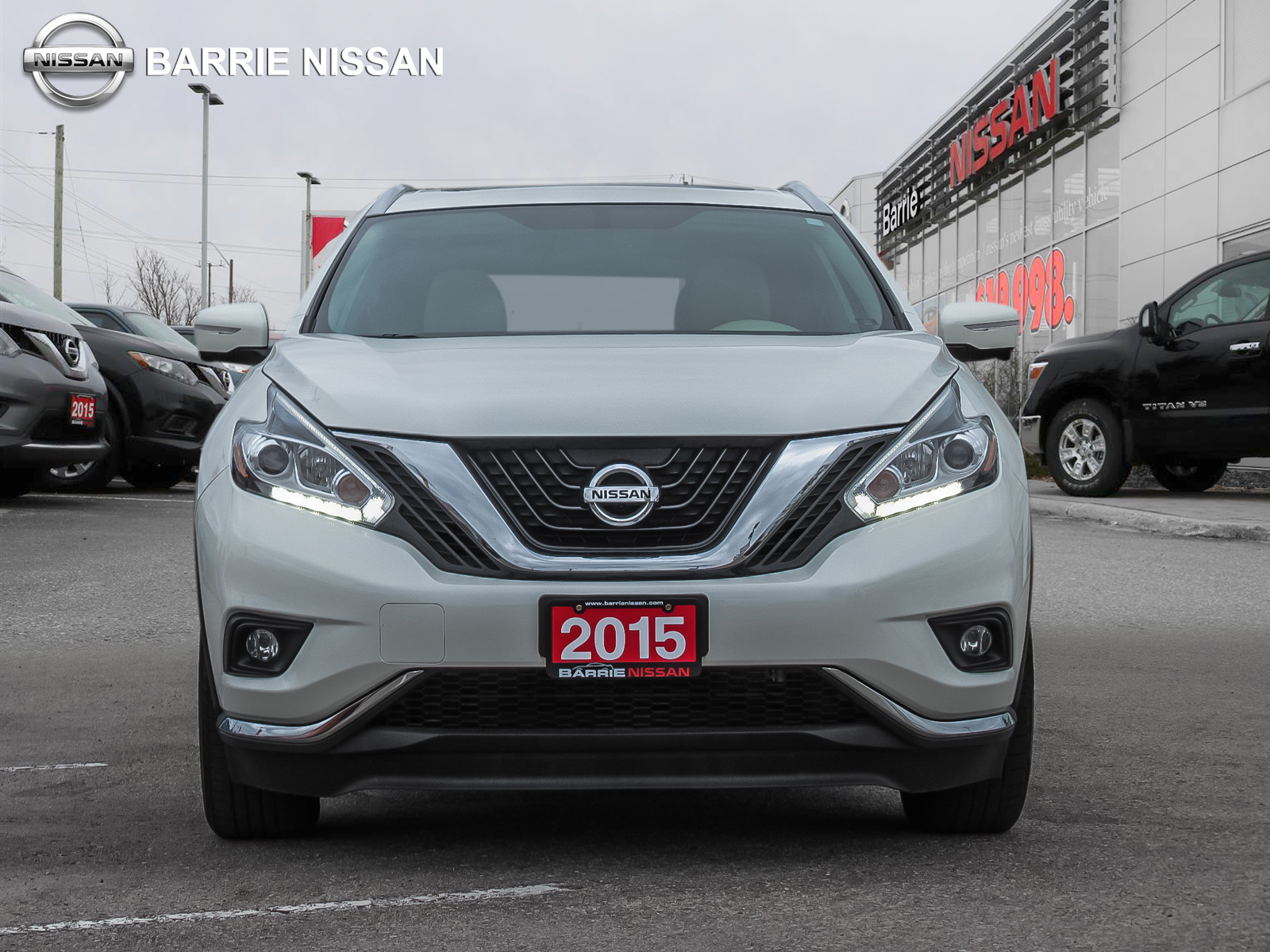 Used 2015 Nissan Murano in Barrie,ON