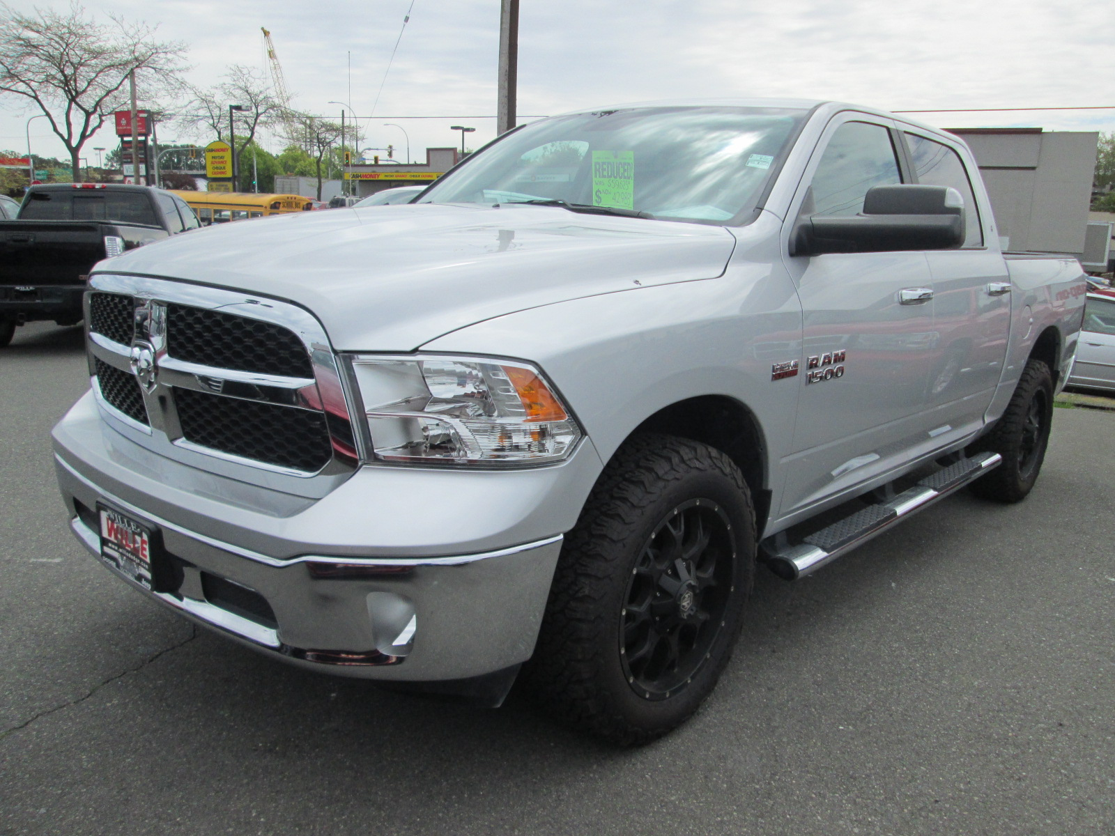 automatic in trim vehicles sale dealers up bay new pick select for thunder ram dodge img lakehead st large motors