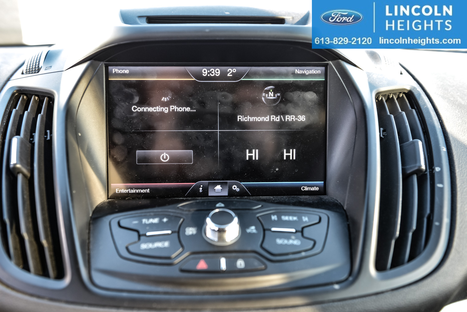 2013 ford escape se leather bluetooth heated front for Ford motor company pre employment test