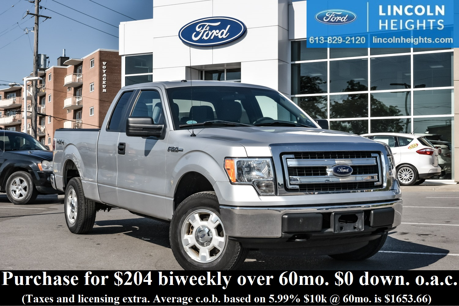 2013 ford f 150 xlt supercab 6 5 ft bed 4wd