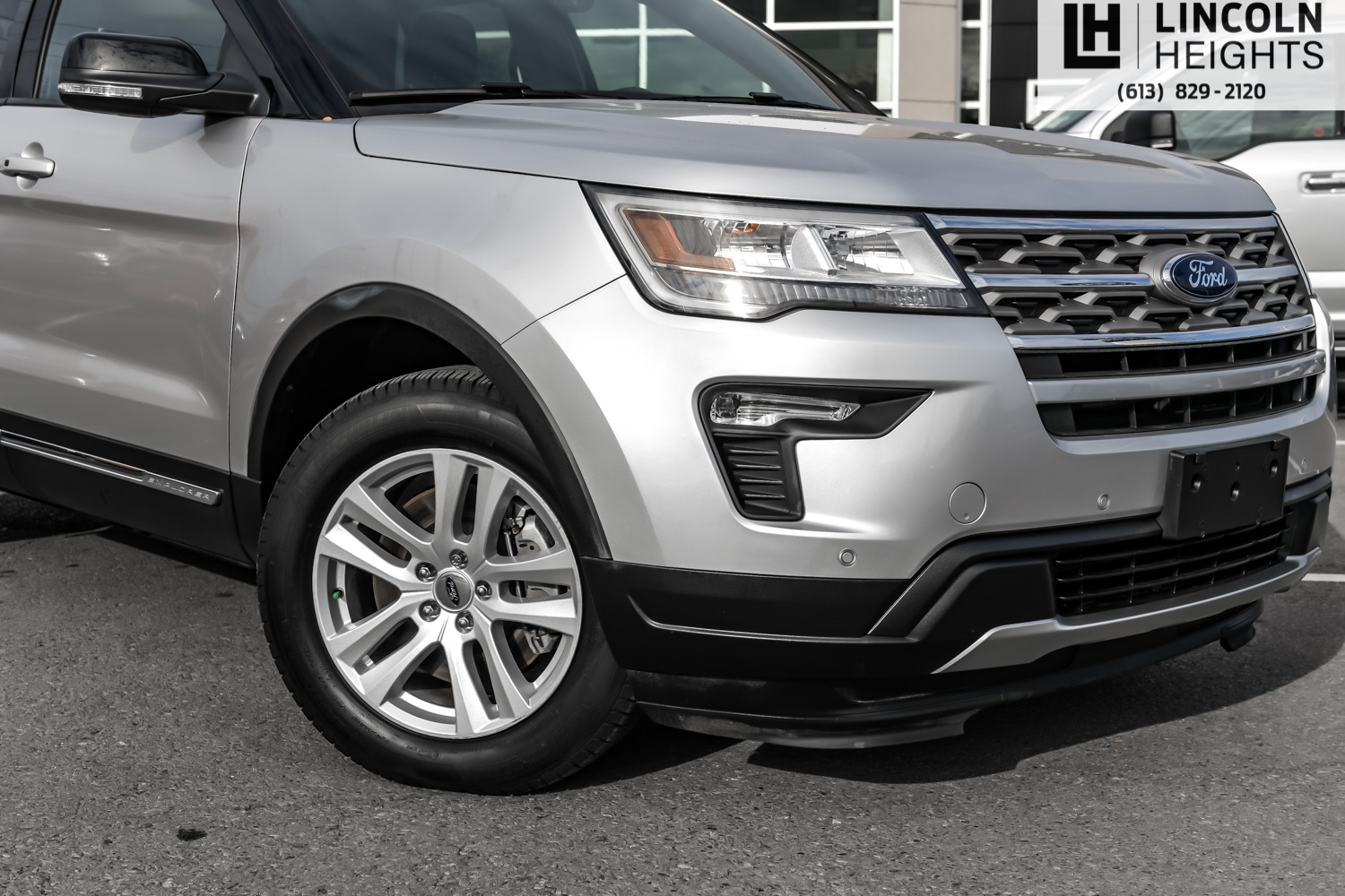 2018 Ford Explorer Xlt Heated Seats Remote Start Certified 9864 Starter