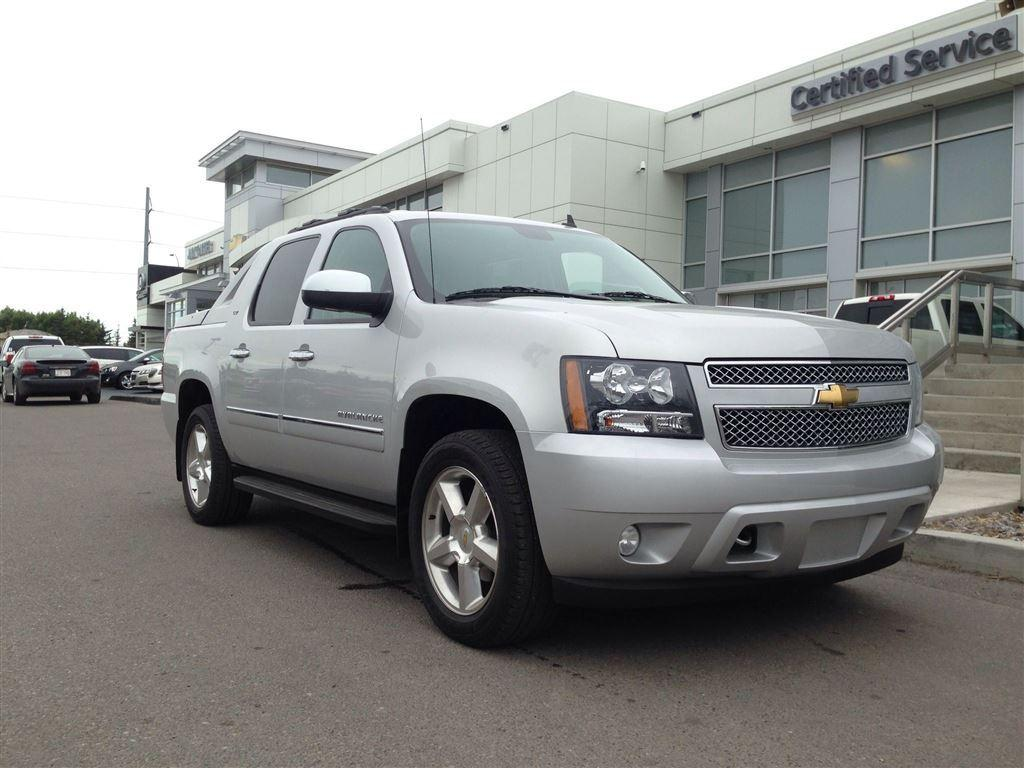 used chevrolet avalanche for sale in alberta autogo. Cars Review. Best American Auto & Cars Review