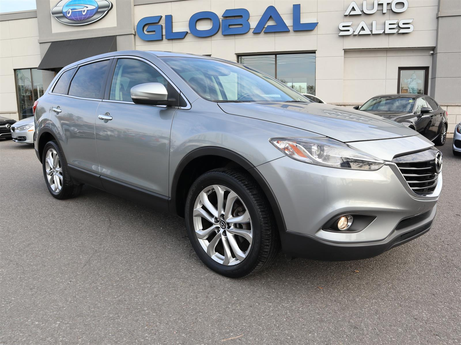 2013 mazda cx 9 grand touring global auto sales used. Black Bedroom Furniture Sets. Home Design Ideas