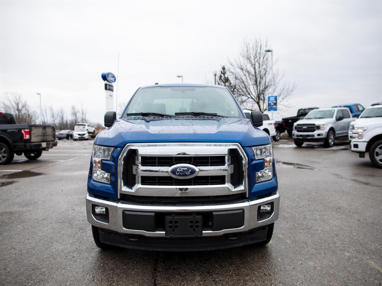 2017 Ford F-150 SuperCab